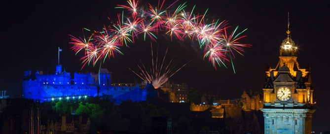 ScotlandHour Hogmanay Chat