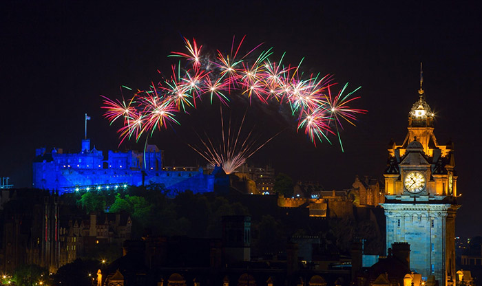 ScotlandHour Hogmanay Chat