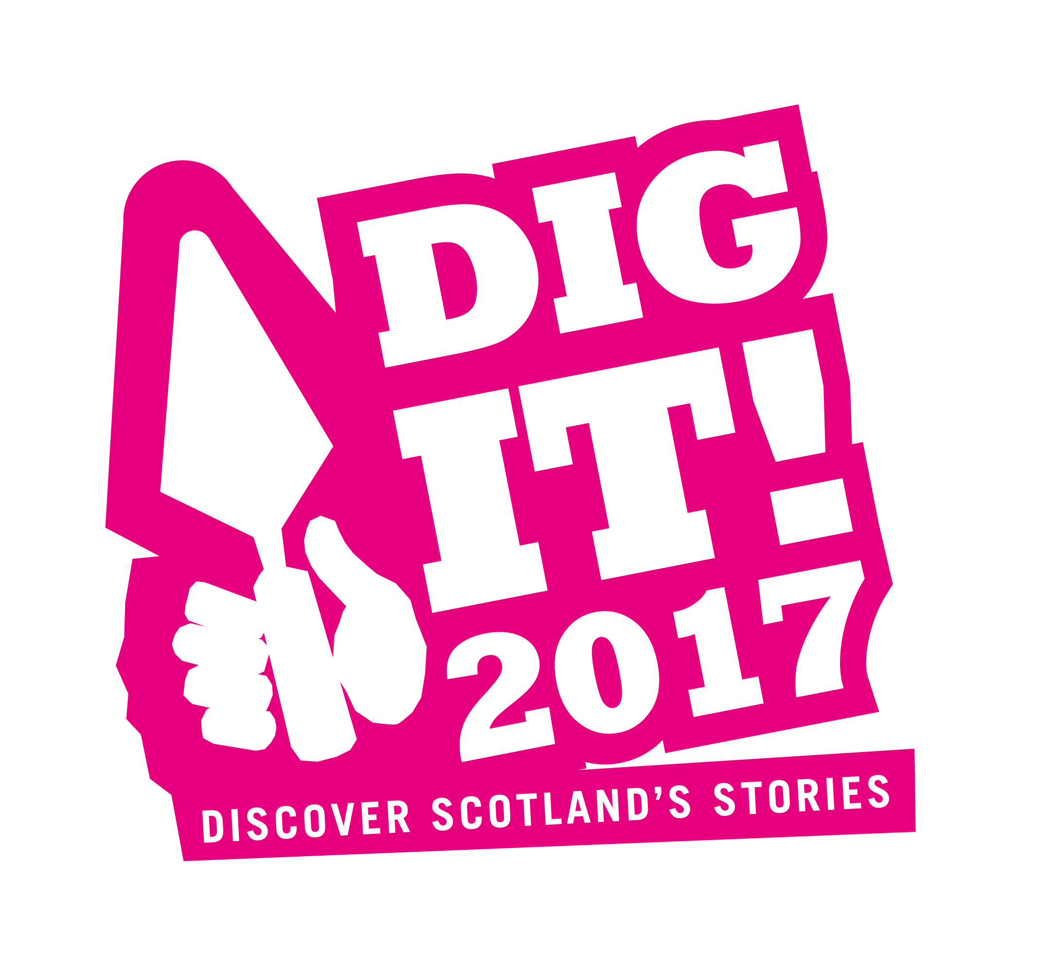 dig it 2017 takes over scotlandhour to celebrate hha2017