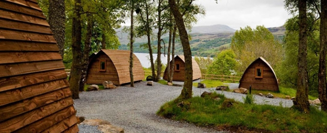 Unusual Places to Stay Scotland