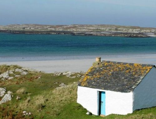 Scotlandhour March 2018: Scotland's Islands