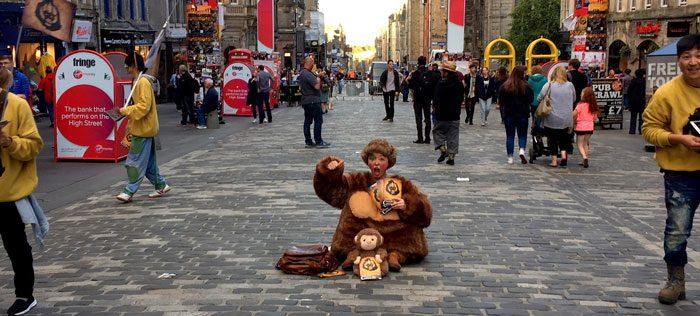 Edinburgh Fringe Madness